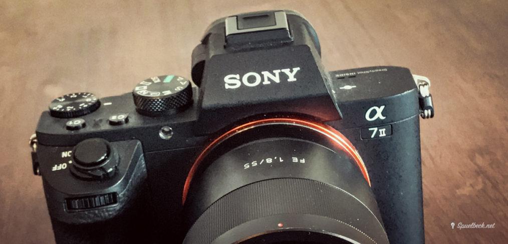 Sony A7 II Kamera Review | Spuelbeck.net